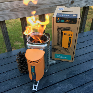 The Camp Stove that Charges Your Phone — Meet BioLite!