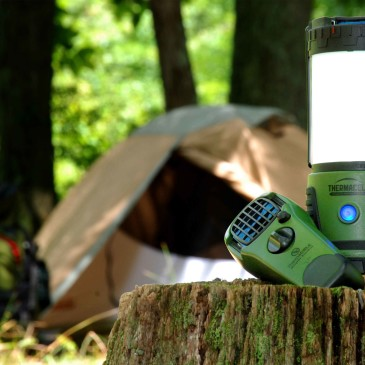Eliminate Biting Bugs From Your Camp…FOREVER!