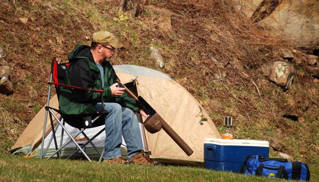 Chaheati camping