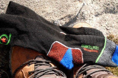 See the Most Advanced Hiking Sock EVER!