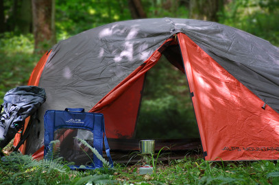 Field-Tested: Building a Comfortable Campsite