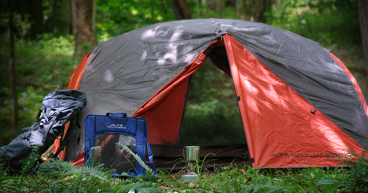 field tested building a comfortable campsite outside daily